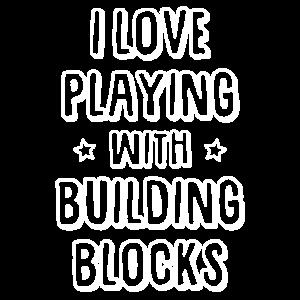 Bauklötze Bausteine Holz Spielsteine Spielzeug