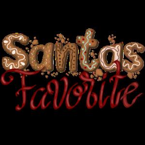 Santas Favorite Xmas