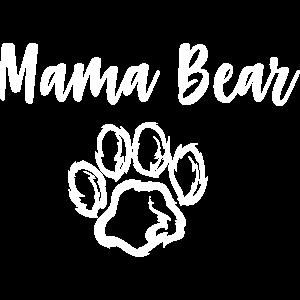 Mama Bear. Mama Bär. Bärenmama.