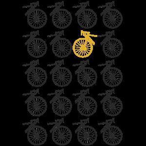 Fahrrad Rennrad Fahrradkurier Drahtesel Geschenk