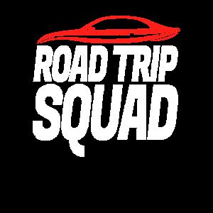 Road Trip Squad / Familienausflug / Roadtrip