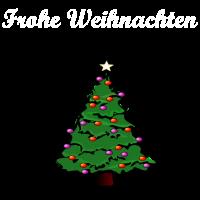 Frohe Weihnachten - Frohes Fest