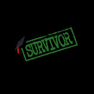 Promotion zum Doktor / PhD Candidate Survivor / Dr