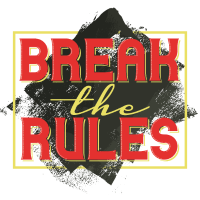 sehr schönes break the Rules Design