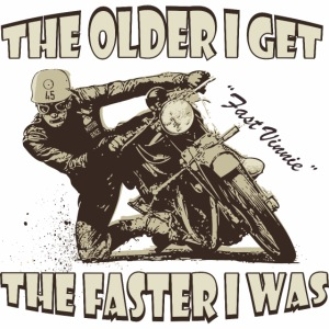 the olde i get