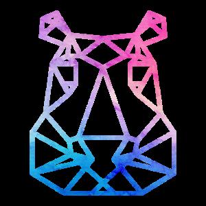 Nilpferd geometrisch