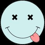 smiley malade