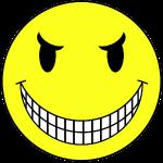 smiley sadique