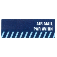 Singapur Luftpost Par Avion Air Mail
