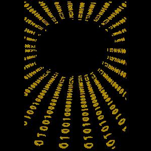 Binärcode Strahlen