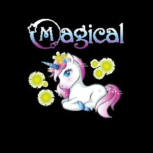 Magisches Einhorn