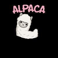 Niedliches Alpakageschenk