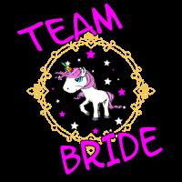 Einhorn Team Bride