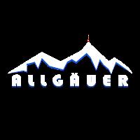 Allgäuer Allgäu Berge Geschenk