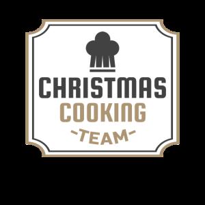 Weihnachten Cooking Team Geschenk
