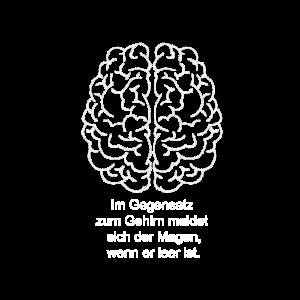 Im Gegensatz zum Hirn