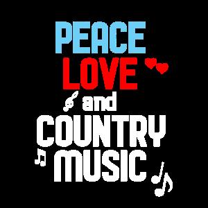 Country Frieden Liebe