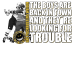 boysareback PUCKBUSTERS Shirt