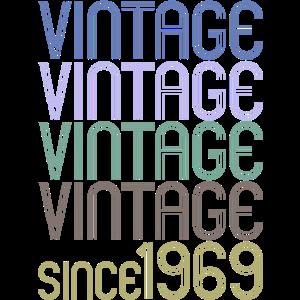 Vintage since 1969