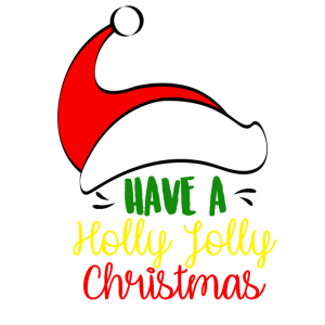 Have a holly holly Christmas