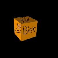 Bier Box Kiste