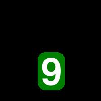 Ach du grüne Neune - Oh you green nine!