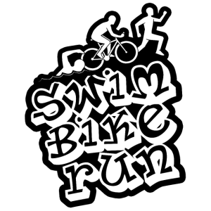 Triathlon Triathlet Schwimmen Radfahren Laufen