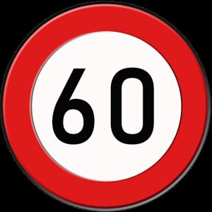 Geburtstag 60
