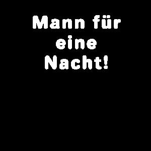 Mann Fuer Eine Nacht