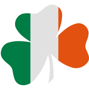 kleeblatt Irland