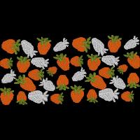 Erdbeeren, rot,grau, Strawberries, red, gray