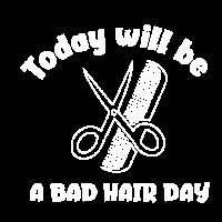 Heute ist ein Bad-Hair Day