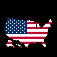 I'm American - Ich bin Amerikaner - Geschenkidee