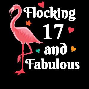 Flocking 17 and fabulous