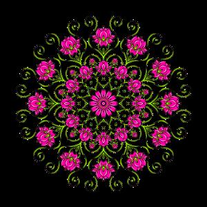 Lotusblüte Lotusblume Lotus Mandala