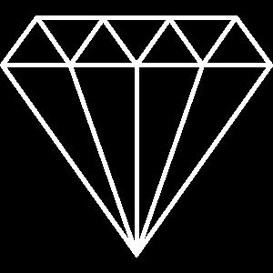 weißer Diamant / Diamond / Diamanten / Schmuck