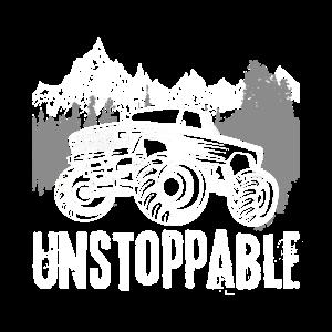 Unstoppale Monster Truck