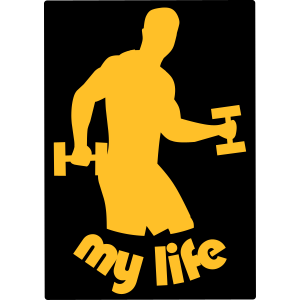 """my life"" - fitness and Sport"