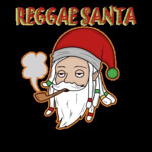 Reggae Santa
