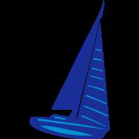 Boot Segelboot Schleier schleier boot1