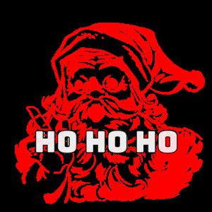 Weihnachtsmann / ho ho ho