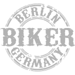 Berlin Germany Biker