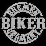 Bremen Germany Biker
