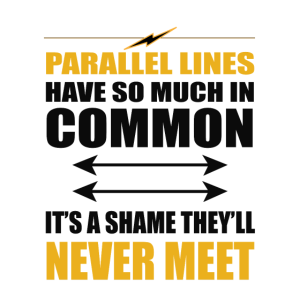 Traurige Parallelen - Premium Design