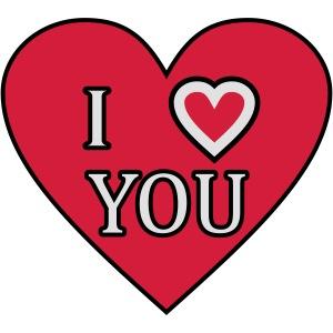 Herz - I love you