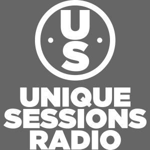 Unique Sessions Radio Monochrome White