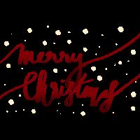 Merry Christmas Weihnachten Xmas Geschenk