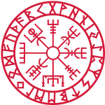 Vegvisir I  Futhark I Runes I Navigator I