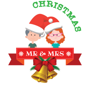 Unser erstes Weihnachtsfest als Herr und Frau 2018