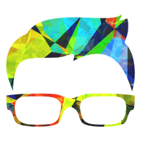 Hipster Hornbrille